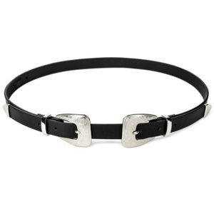 **MUST BUNDLE Double buckle belt